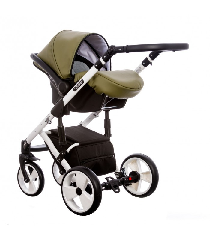 Paradise Baby Euforia FG-3 Leather 2in1 / 3in1 / 4in1 Travel System