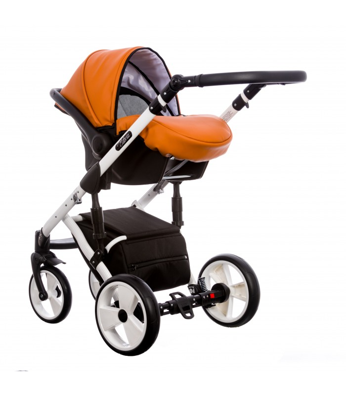 Paradise Baby Euforia FG-4 Leather 2in1 / 3in1 / 4in1 Travel System