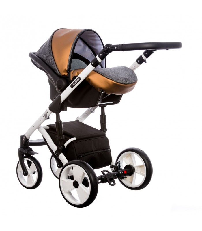Paradise Baby Euforia FG-9 Fabric 2in1 / 3in1 / 4in1 Travel System