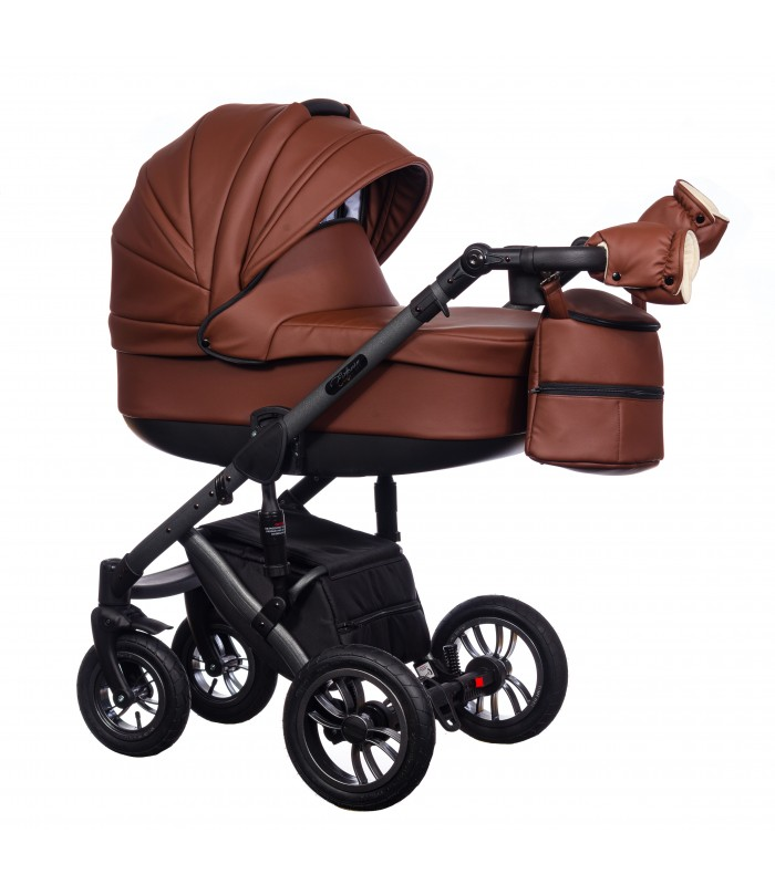 Paradise Baby Euforia FG-14 Leather 2in1 / 3in1 / 4in1 Travel System