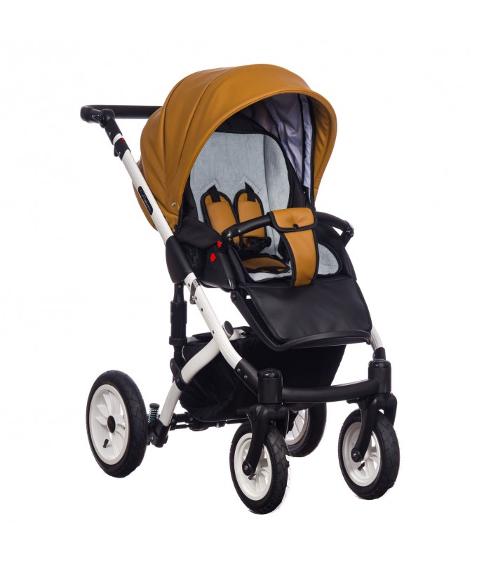 Paradise Baby Euforia FG-15 Leather 2in1 / 3in1 / 4in1 Travel System