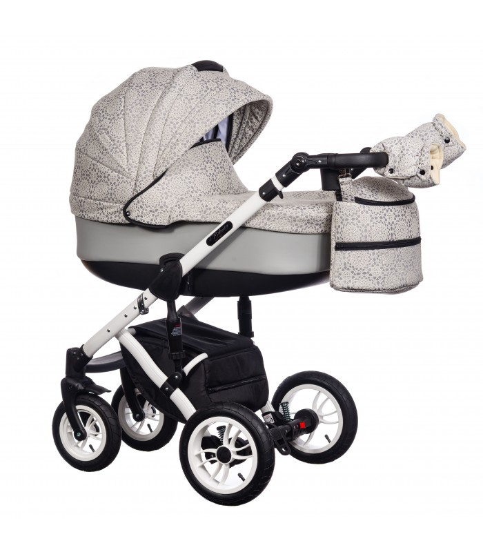 Paradise Baby Euforia FG-16 Leather 2in1 / 3in1 / 4in1 Travel System