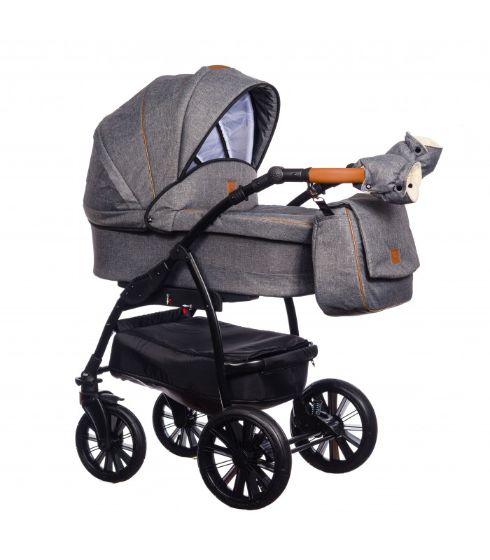 Paradise Baby Verso 01 Fabric 2in1 / 3in1 / 4in1 Travel System