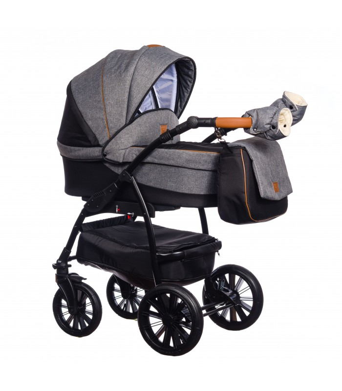 Paradise Baby Verso 02 Fabric 2in1 / 3in1 / 4in1 Travel System