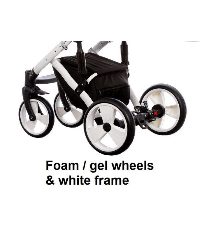 Paradise Baby Euforia FG-7 Fabric 2in1 / 3in1 / 4in1 Travel System