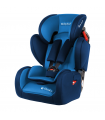 BabySafe Husky SIP Blue Car Seat (9 months to 12 years, 9-36 kg)