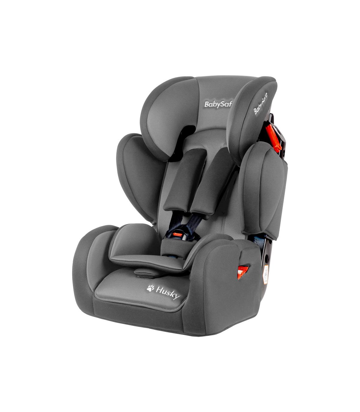 BabySafe Husky SIP Grey Car Seat (9