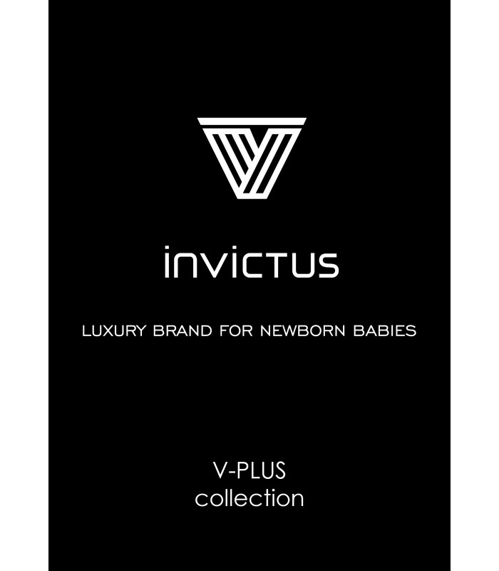 Invictus V-PLUS Carbon Edition Light Grey 01 Travel System 2in1 / 3in1 / 4in1