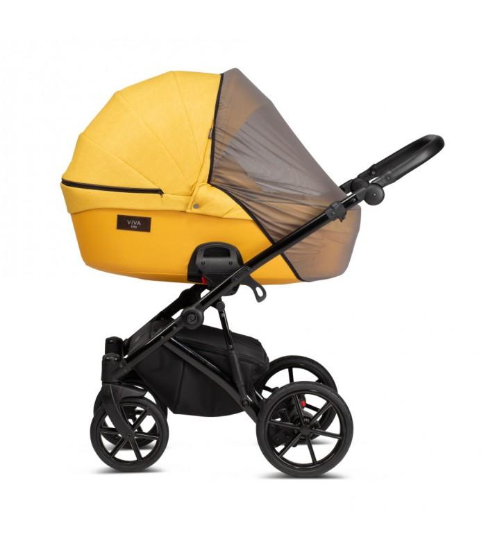 Tutis Viva Life 074 Sleet Eco-Leather Travel System 2in1 / 3in1 / 4in1