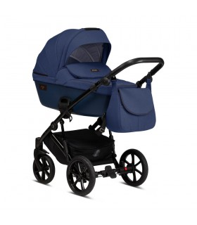 Tutis Viva Life 076 Blue indigo Eco-Leather Travel System 2in1 / 3in1 / 4in1