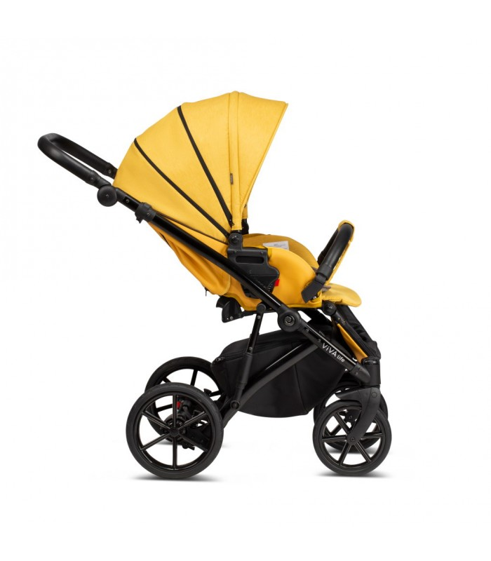 Tutis Viva Life 080 Lollipop Eco-Leather Travel System 2in1 / 3in1 / 4in1