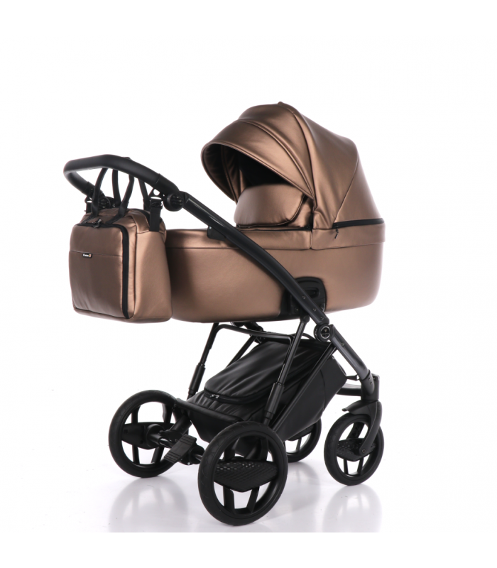 INVICTUS 2.0 with ANTHRACITE CHASSIS Copper 06 Travel System 2in1 / 3in1 / 4in1