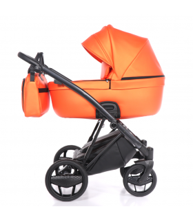 INVICTUS 2.0 with ANTHRACITE CHASSIS Orange 09 Travel System 2in1 / 3in1 / 4in1