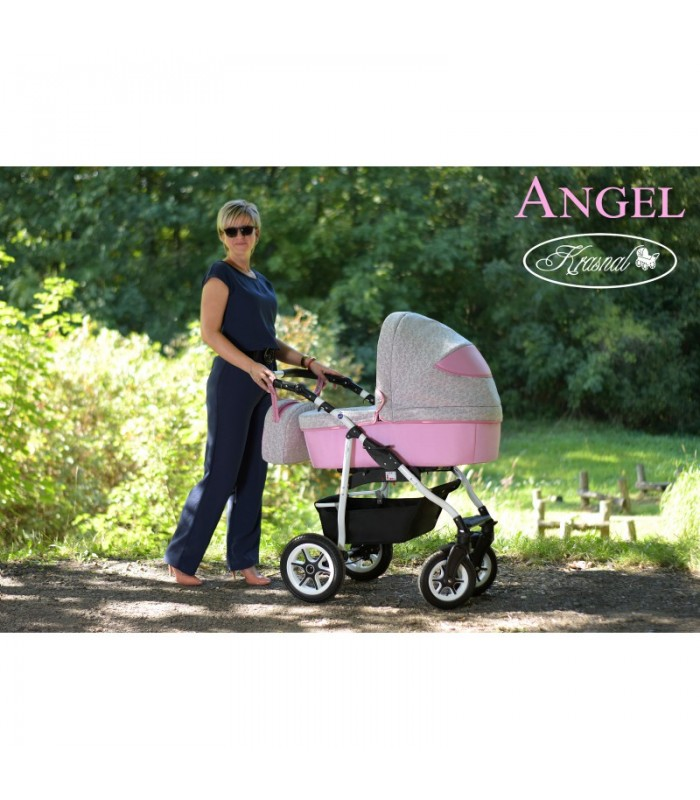 ANGEL N4 Travel System 2in1 / 3in1 / 4in1