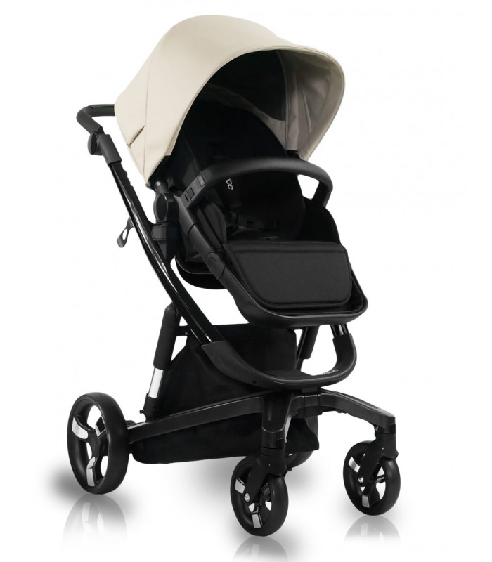 Ibebe ISTOP ECO GLOSS FRAME IS19 BEIGE Travel System 2in1 / 3in1 / 4in1