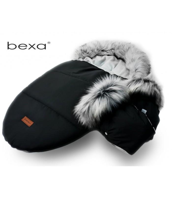 Bexa Sleeping Bag Black or Grey