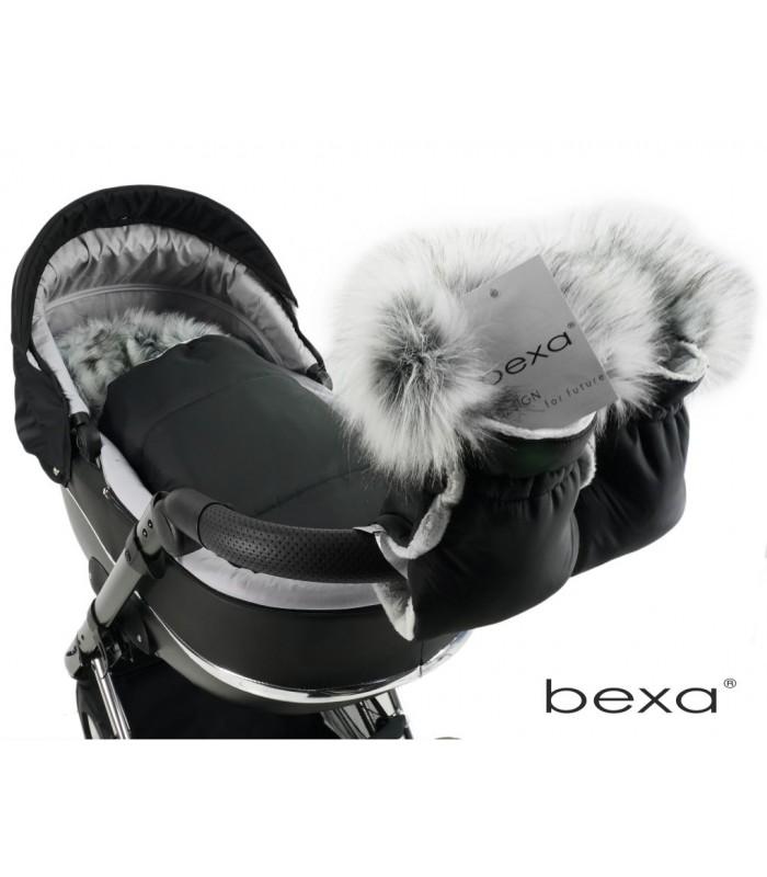 Bexa muffs Black or Grey