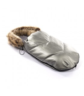 Junama termo Sleeping bag with muffs 03 Silver - Winter Set