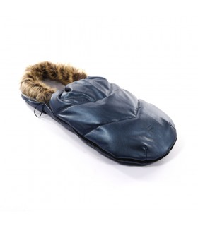 Junama termo Sleeping bag with muffs 04 Blue - Winter Set