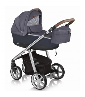 Espiro Next Manhattan Oregon NAVY 203 Travel System 2in1 / 3in1 / 4in1
