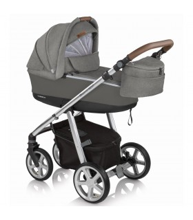 Espiro Next Manhattan New York GRAPHITE 210 Travel System 2in1 / 3in1 / 4in1