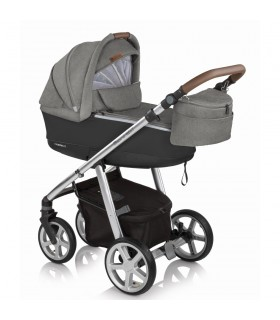 Espiro Next Manhattan Kansas BLACK 211 Travel System 2in1 / 3in1 / 4in1