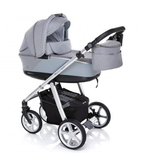 Espiro Next Silver Charm 302 Travel System 2in1 / 3in1 / 4in1