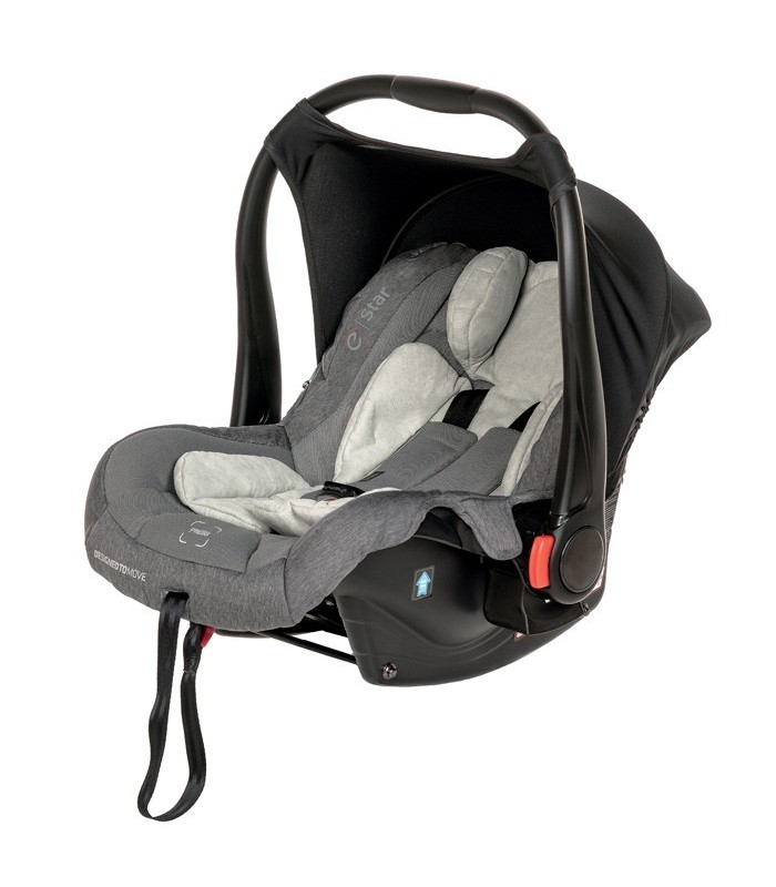 Espiro Next Manhattan Alaska GREY 217 Travel System 2in1 / 3in1 / 4in1