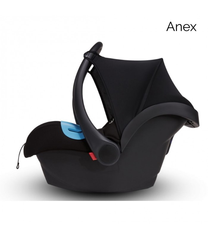 Anex e/type Truffle Cr-N-SE 03 Cross 3.0 Limited Edition Reisesysteme 2in1 / 3in1 / 4in1