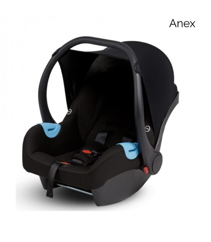 Anex l/type DENIM Travel System 2in1 / 3in1 / 4in1