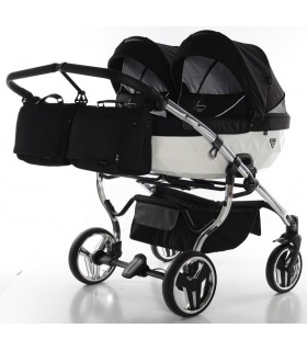 Junama Diamond S-Line For Twins 04 Travel System 2in1 / 3in1 / 4in1