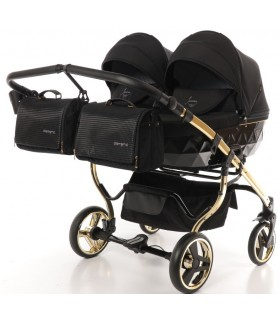 Junama Diamond S-Line For Twins 02 Travel System 2in1 / 3in1 / 4in1