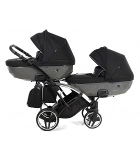 Junama Diamond S-Line Slim For Twins 03 Travel System 2in1 / 3in1 / 4in1