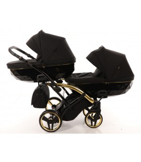Junama Diamond S-Line Slim For Twins 02 Travel System 2in1 / 3in1 / 4in1