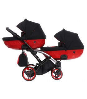Junama Diamond S-Line Slim For Twins 01 Travel System 2in1 / 3in1 / 4in1