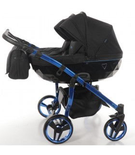 Junama Individual Duo For Twins 02 Travel System 2in1 / 3in1 / 4in1