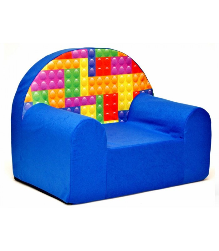 Children's Foam Armchair type W - WFC32