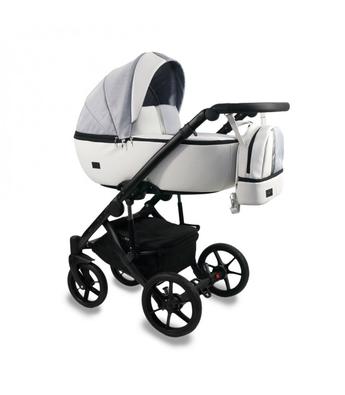 Bexa Air gray Travel System 2in1 / 3in1 / 4in1