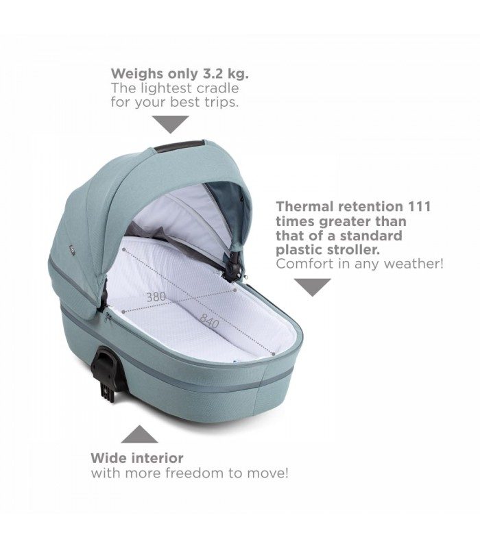Tutis Uno+ 167 Caramel Eco Leather Travel System 2in1 / 3in1 / 4in1