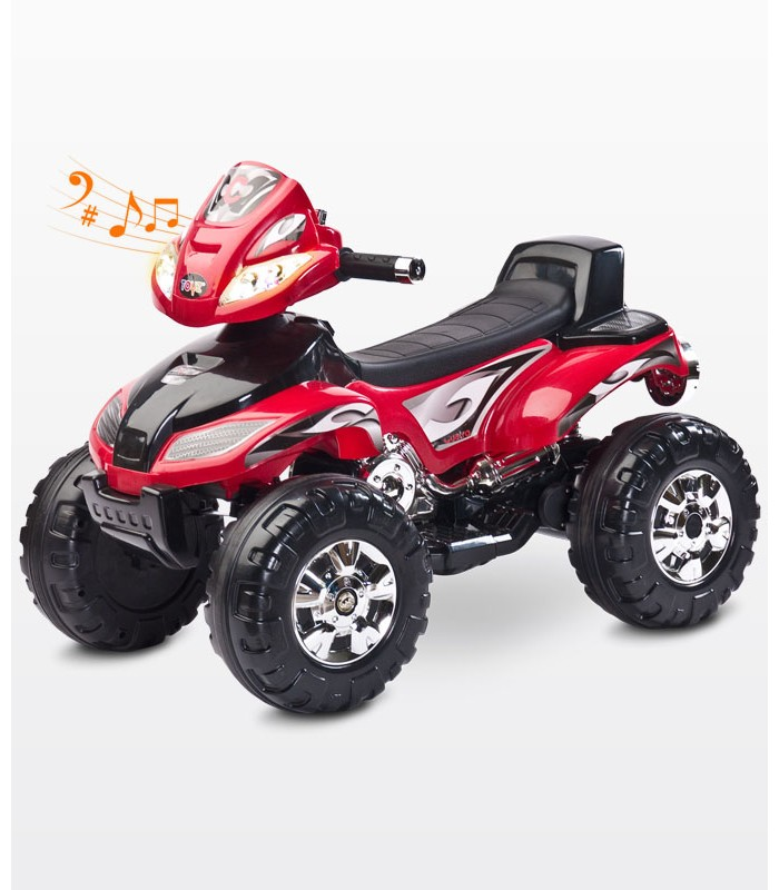 ppg4kids  Electric & Battery Powered toys cuatro_red_www1