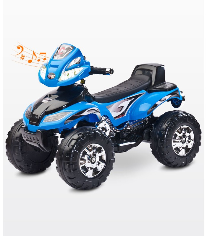 ppg4kids  Electric & Battery Powered toys cuatro_blue_www1