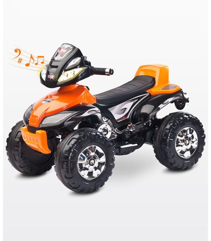 ppg4kids  Electric & Battery Powered toys cuatro_orange_www1