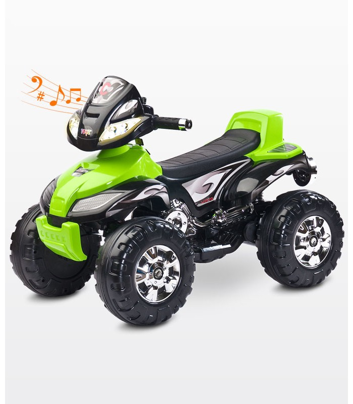 ppg4kids ​ Electric & Battery Powered toys cuatro_green_www1