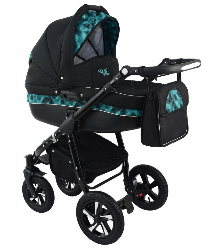 Trolley Nexxo Black (Mint) Travel System 2in1 / 3in1 - Preview