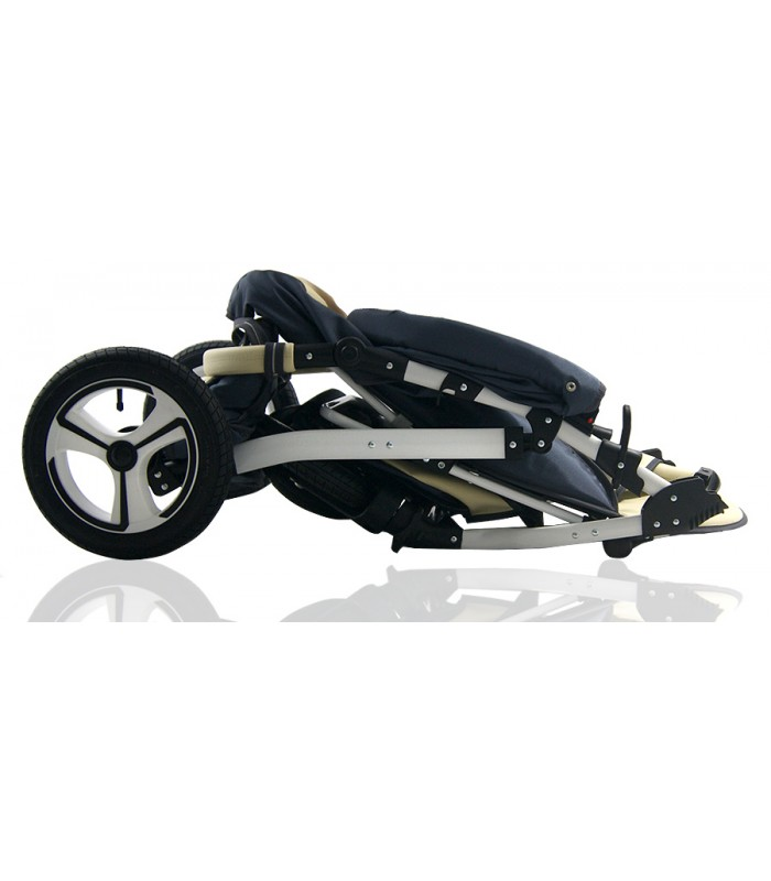 Trolley SPORT GT Black Stroller