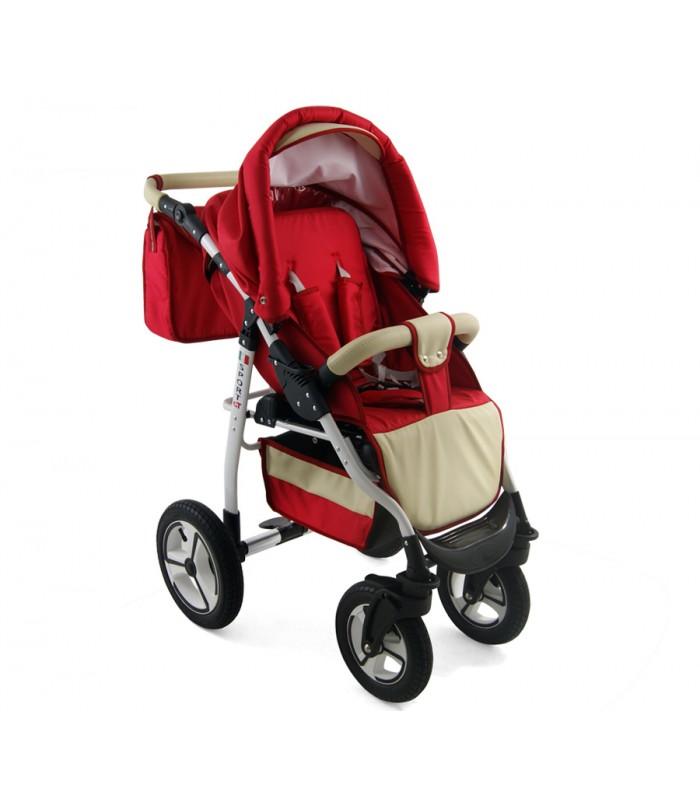 Trolley SPORT GT Red Stroller