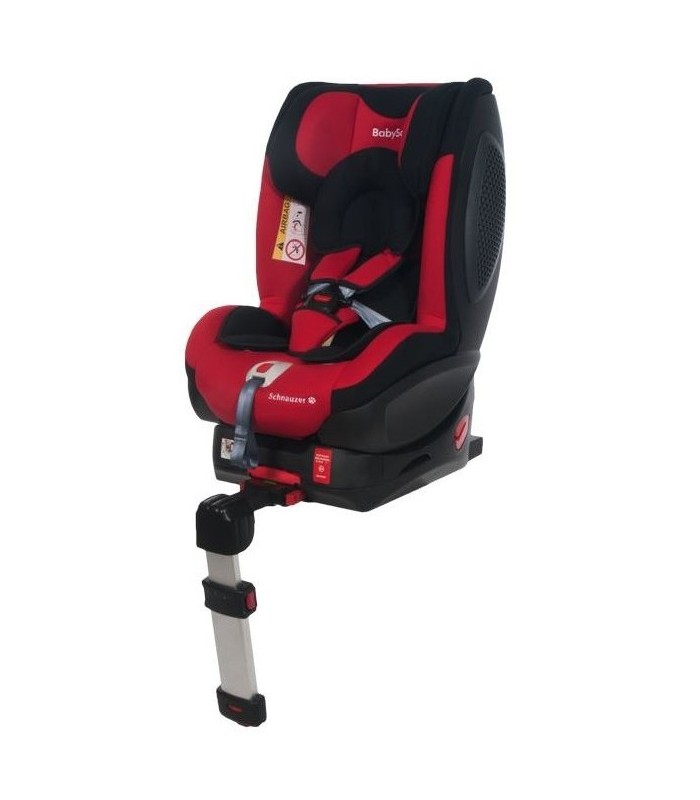 BabySafe Schnauzer Blue Car Seat with ISOFIX Base (0-4 years, 0-18 kg)