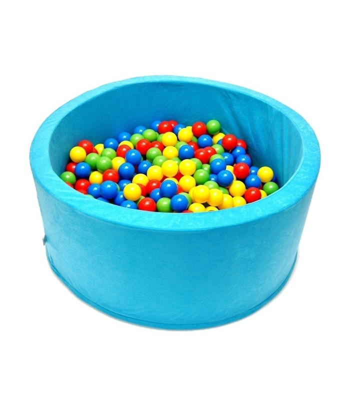 Children's Ball Pool FUN Light-Blue