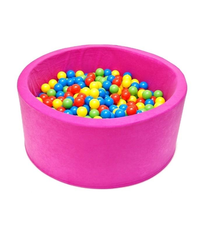 Piscine à balles pour enfants FUN Pink