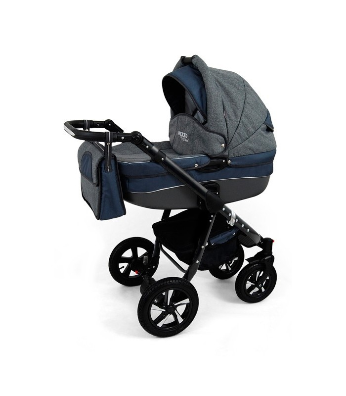 Nexxo N2 Black Frame Travel System 2in1 / 3in1 / 4in1